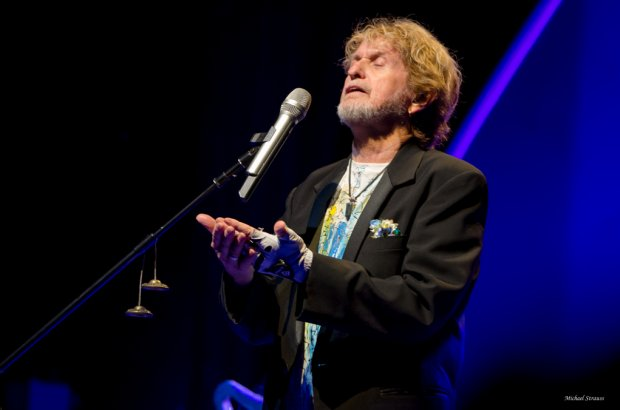 Jon Anderson - photo by Mike Strauss