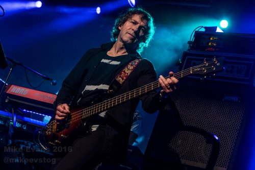 Marillion - Pete Trewavas 2 - Photo by Mike Evans