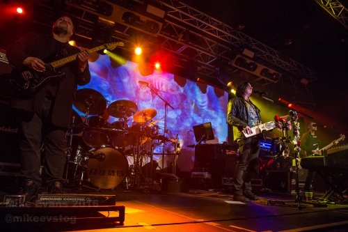 Marillion - Photo by Mike Evans