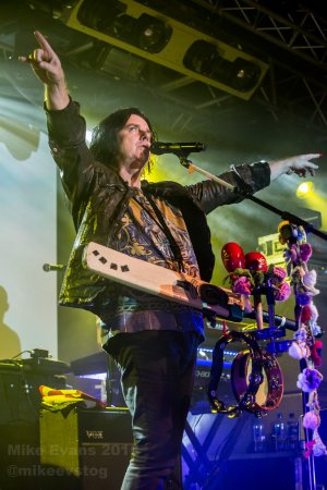 Marillion - Steve Hogarth 3 - Photo by Mike Evans