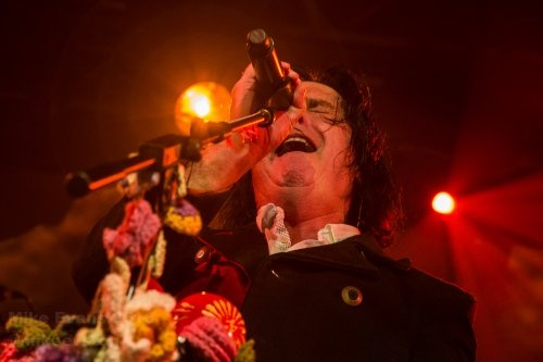 Marillion - Steve Hogarth 6 - Photo by Mike Evans