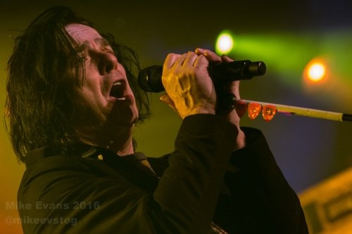 Marillion - Steve Hogarth 7 - Photo by Mike Evans