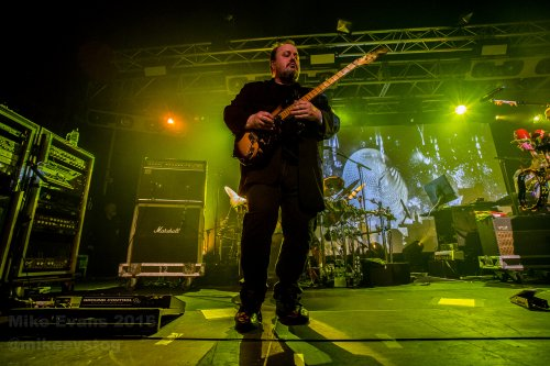Marillion - Steve Rothery - Photo by Mike Evans