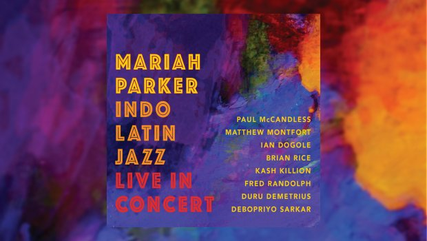Mariah Parker - Indo Latin Jazz Live in Concert