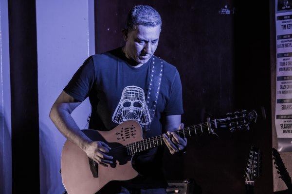 Aziz Ibrahim - photo credit Luke TH Photography