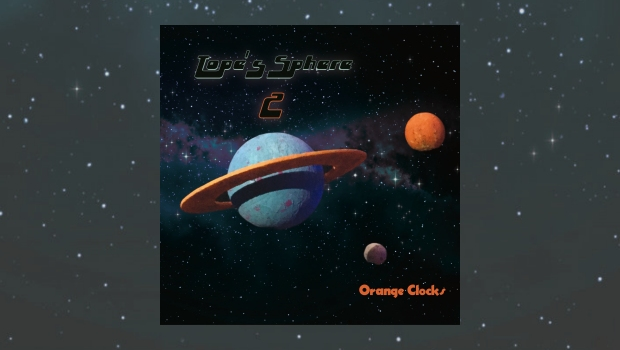 Orange Clocks – Tope's Sphere 2