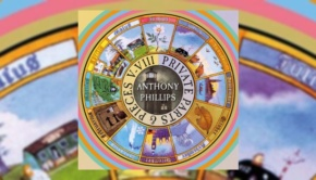 Anthony Phillips - Private Parts & Pieces V - VIII