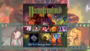 Hawkwind - The GWR Records Years 1988-1991