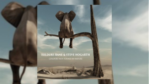Isildurs Bane & Steve Hogarth - Colours Not Found in Nature