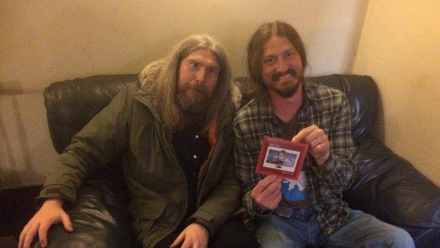 Magic Bus - Jay Darlington & Paul Evans