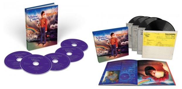Marillion - Misplaced Childhood deluxe editions