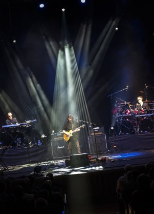 Steve Hackett - photo by Mike Ainscoe