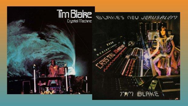 Tim Blake - Crystal Machine & Blakes New Jerusalem