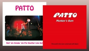 Patto - Roll 'em & Monkey's Bum