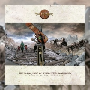 The Tangent - The Slow Rust of Forgotten Machinery