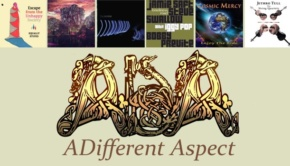 A Different Aspect 8 - Aug 2017