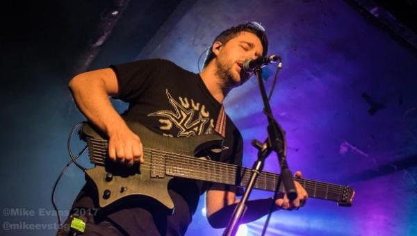 Godsticks - Gavin Bushell - photo by Mike Evans
