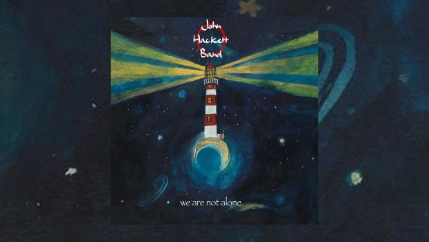 John Hackett Band - We Are Not Alone