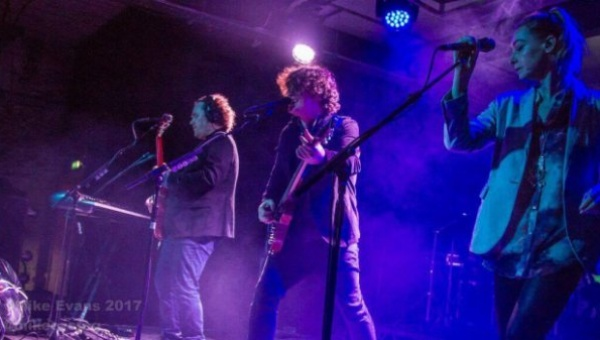 Anathema - photo by Mike Evans