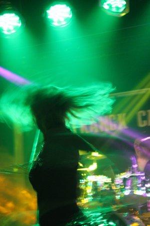 Franck Carducci Band - photo by Tony Colvill