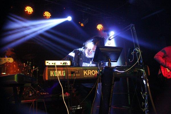Kyros - photo by Tony Colvill