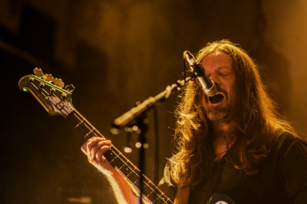 Motorpsycho - Bent Sæther - photo by Esben Kamstrup