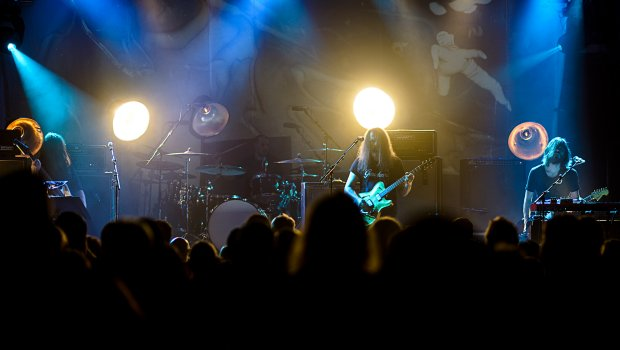 Motorpsycho - photo by Esben Kamstrup