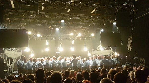 PSB - Beaufort Male Voice Choir - Cardiff 2017 - Elizabeth Purkiss