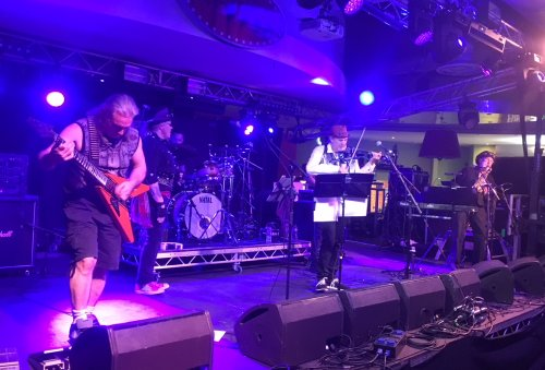 David Cross Band 3