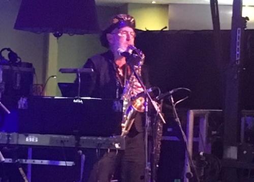 David Cross Band - David Jackson