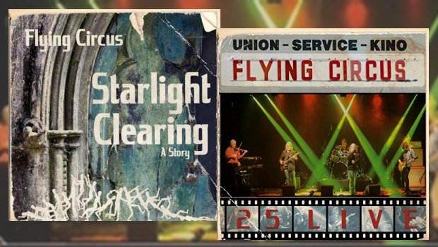 Flying Circus - Starlight Clearing - 25 Live
