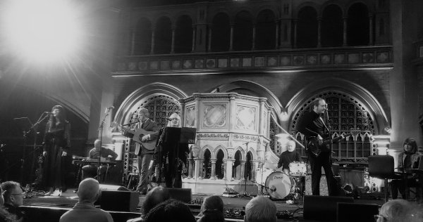 Judy Dyble at Union Chapel
