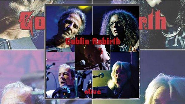 Goblin Rebirth - Alive