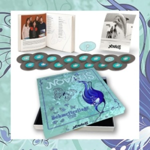 Novalis - Schmetterlinge (15CD/DVD Boxset)