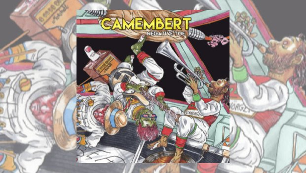 Camembert - Negative Toe