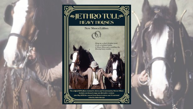 Jethro Tull - Heavy Horses 40th Aniv