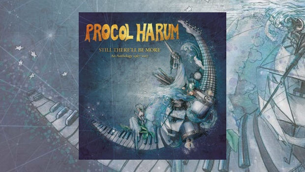 Procol Harum – Still There'll Be More: An Anthology 1967-2017