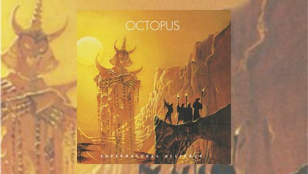 Octopus - Supernatural Alliance