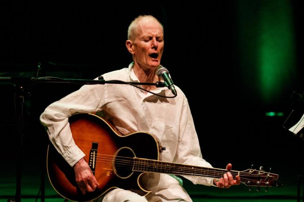 Peter Hammill Guitar