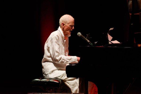 Peter Hammill Piano