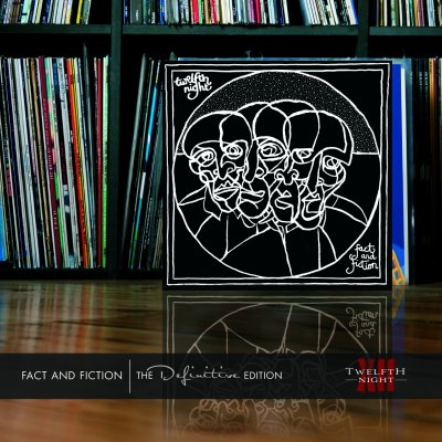 Fact And Fiction - Digipak Cover