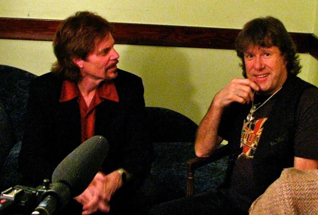 Keith Emerson & Robert  in San Francisco - April 2010