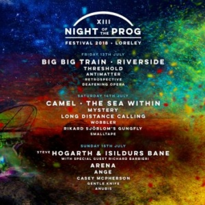 Night of the Prog 2018