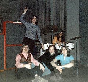 Grobschnitt at Kapelle Elias, 1971