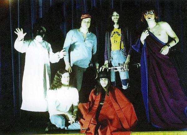 Grobschnitt, THG Hagen, 1973
