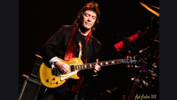 Steve Hackett - Photo by Rick Pauline