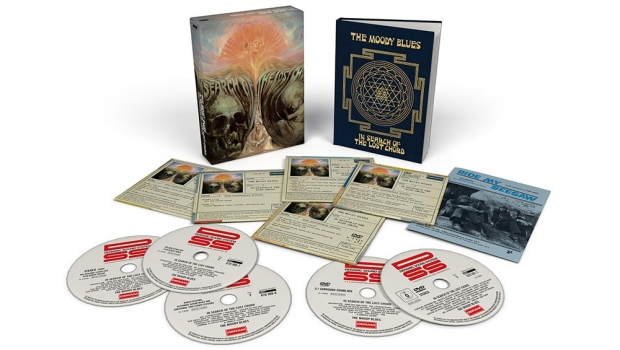 The Moody Blues - 50th Anniversary Deluxe Edition - In Search Of The Lost Chord