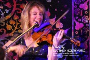 Talitha Rise - Violin