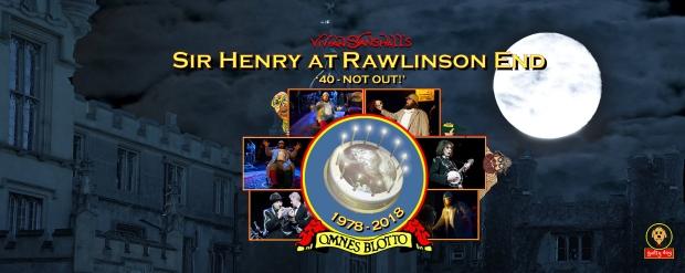 Vivian Stanshall's Sir Henry at Rawlinson End at 40