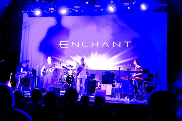 Enchant - photo by Mike Strauss